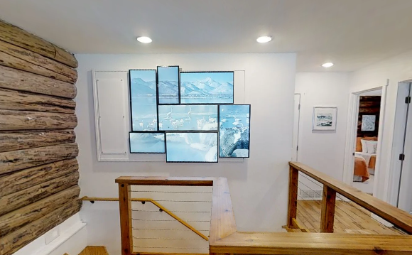 Home Diy 7 Screen Videowall Feature Your Info Beamer Projects